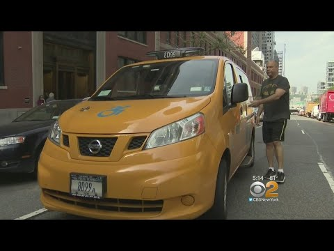 Cab Drivers Call For City's Help Against Ride-Sharing Companies
