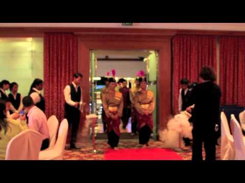 Md Shariff | Mashurny 1st January 2011 Wedding at Orchid Country Club Singapore