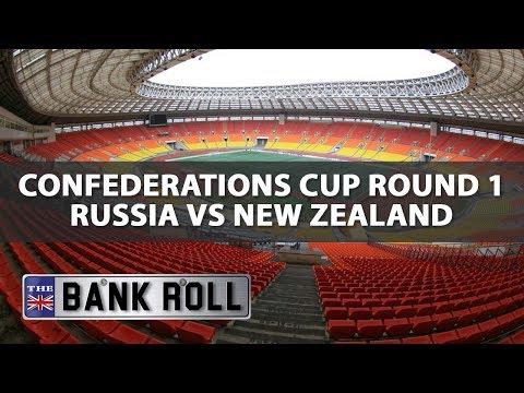 Russia vs New Zealand 17.06.17 | Confederations Cup | Match Predictions
