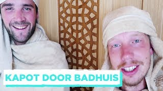 TURKSE MASSAGE EN SAMEN DOOR ANKARA 🇹🇷 | D TOUR #11 thumbnail