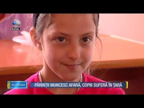 Asta-i Romania (13.05.2018) - Parintii muncesc afara, copiii sufera in tara! Editie COMPLETA