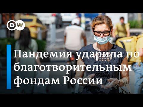 К чему на самом деле привел коронавирус: в России может закрыться треть благотворительных фондов