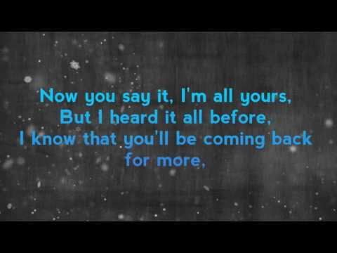 Feder - Back for More [Lyrics]