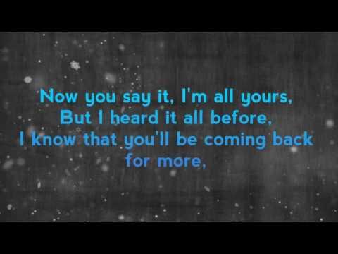 Feder - Back for More [Lyrics]