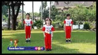 Senam Sehat Ceria Anak Sakatonik ABC 2015 lucu banget, pesertanya bikin.....  :)