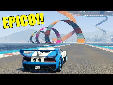 LO MAS EPICO DE GTA V ONLINE!