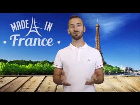 Le T-shirt Bio et 100% made in France