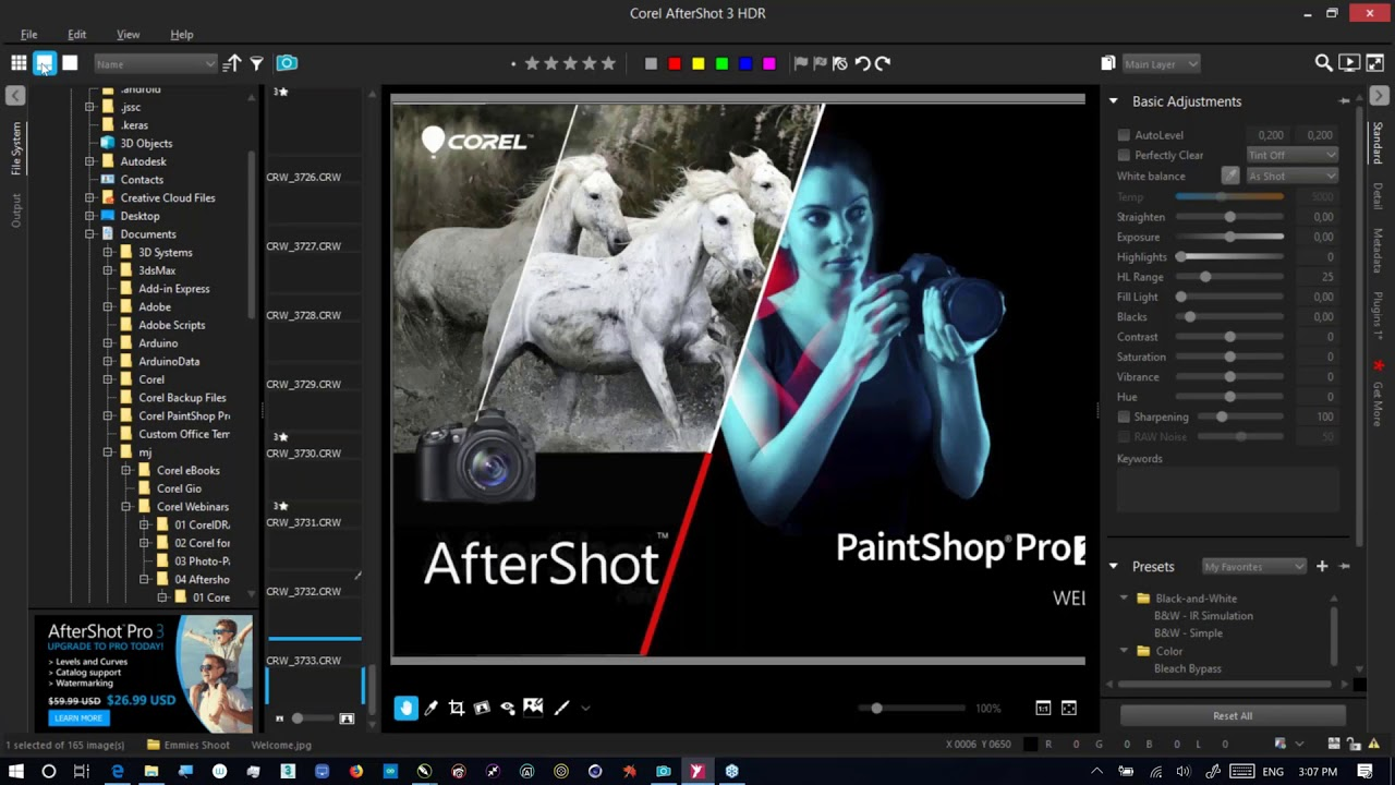 Corel Paintshop Pro 2020 Review.Corel Aftershot 3 Hdr And Corel Paintshop Pro 2019 Ultimate
