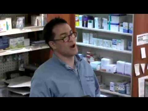 """Pharmacist Reveals Embarrassing Info 