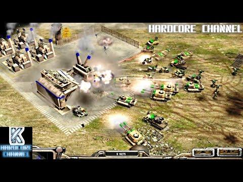 Command & Conquer Generals: Zero Hour - прохождение - Hardcore - ГЛА =1= Возрождение