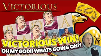 BIG WIN!!! Victorious Huge win - Casino Games - (Online Casino)