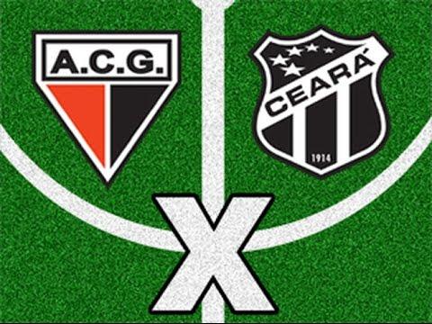 Melhores Momentos de Atlético-GO 2x2 Ceará - 29/08/2016