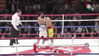 HD ชินสึเกะ ยามานากะ vs สุริยัน ศ.รุ่งวิสัย Shinsuke Yamanaka vs Suriyan Sor Rungvisai