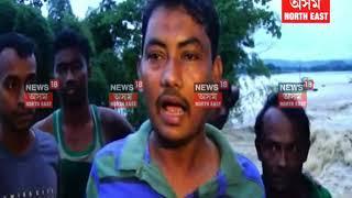 Barak Valley / Heavy rain triggers flood in Assam