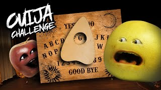Annoying Orange - Ouija Board Challenge #SHOCKTOBER