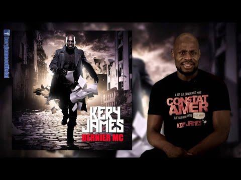 Kery James - Dernier MC bientôt disponible sur Itunes