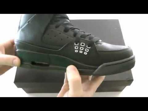 e77999f59ef JORDAN SC 1 538698 010 BLACK - YouTube