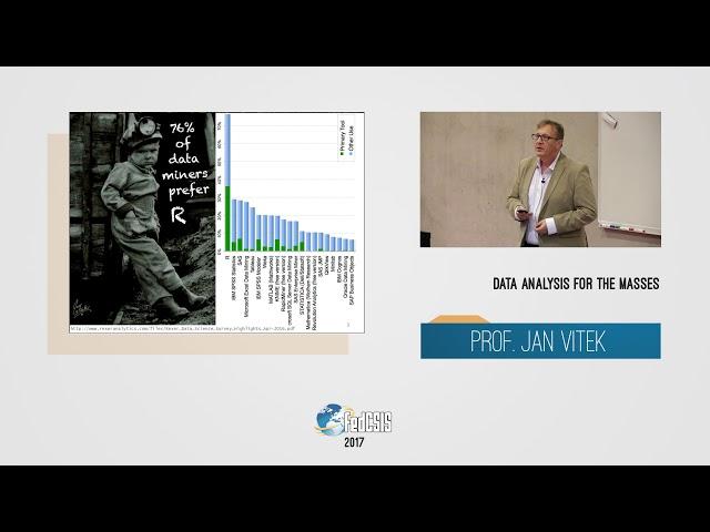Jan Vitek - FedCSiS Conference 2017