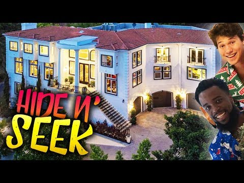 Thumbnail: INSANE GAME OF HIDE AND SEEK IN THE 2HYPE MANSION!! PART 2