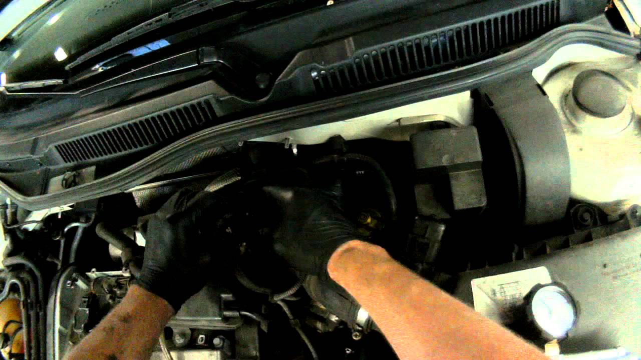 Vw A4 1 8t Diverter Valve Quick Check Youtube