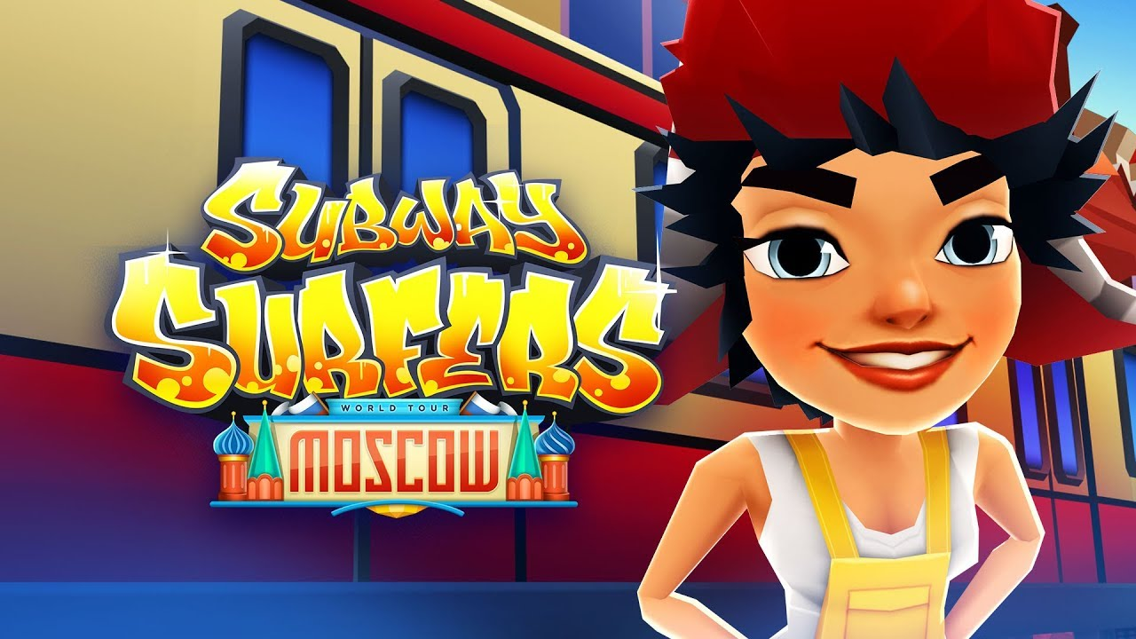 Download Subway Surfers World Tour 2019 - Moscow - Official Trailer