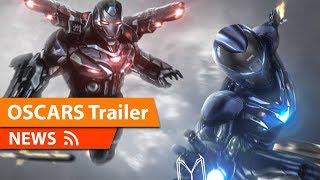 Avengers Endgame Trailer 2 At the OSCARS Speculation & Rumor Killer