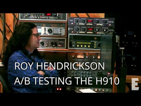 Roy Hendrickson Compares the H910 Plug-in to the Original Hardware