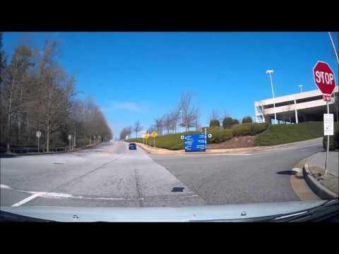 Bad Drivers in Gwinnett County Georgia #2