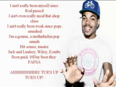 Chance The Rapper - Juice (Lyrics)