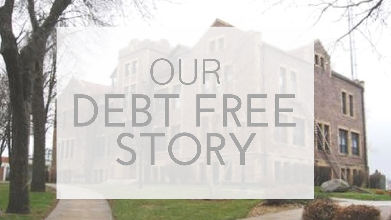 HOW WE PAID OFF OUR COLLEGE LOANS IN 9 MONTHS | OUR DEBT FREEDOM STORY