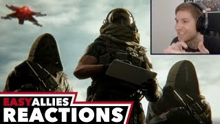 Ghost Recon Breakpoint Reveal - Huber's Reactions
