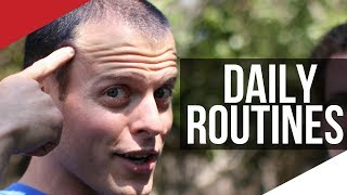 HOW TO USE DAILY ROUTINES FOR SUCCESS | Tim Ferriss on London Real