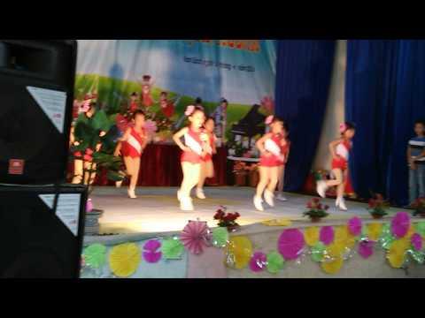 hội thi bé tài năng khỏe ngoan - mn Quốc Tuấn Nam Sách Hải Dương