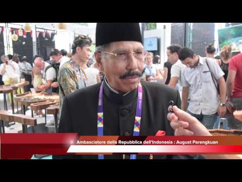Indonesia National Day all'Expo Milano 2015