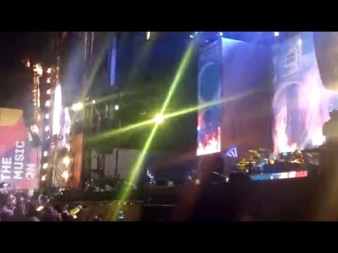 Eminem Lollapalooza 2016 - Lose Yourself and Fack LIVE! - Brasil (HD)