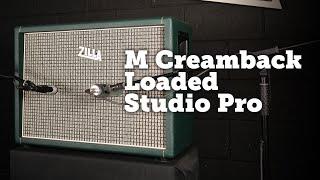 Zilla Studio Pro 2x12 - pair of M creambacks