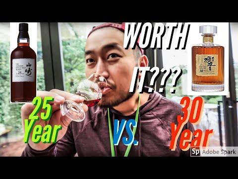 25 Yr vs 30 Yr | Touring the Yamazaki Whiskey Distillery [Shimamoto, Osaka, Japan]