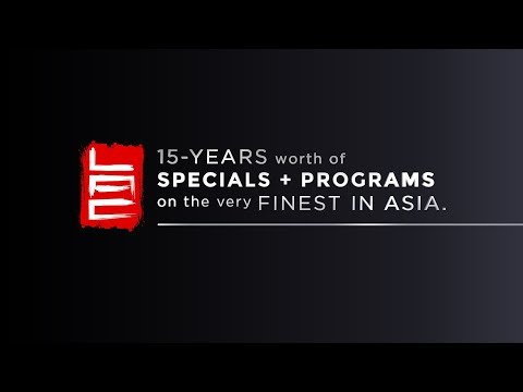 15-YEARS OF PROGRAMS+SPECIALS  Living Asia Channel