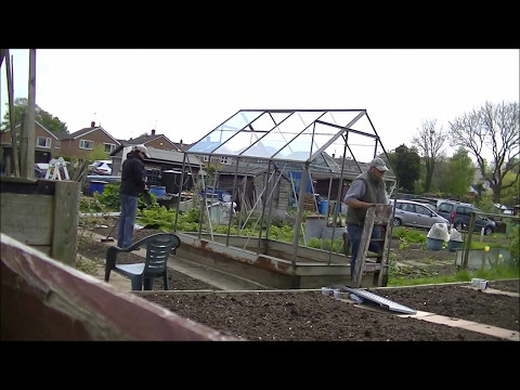 Chris's Allotment Journal - Early May Update