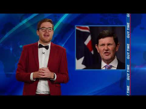 Guy Williams Show with The Breakers
