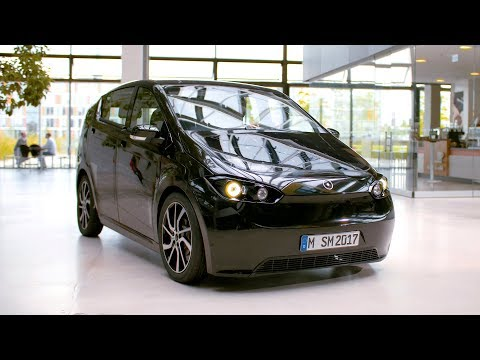 Sono Motors Sion - Solar Electric Car Production