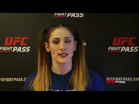 Invicta FC 21: Megan Anderson - Interview