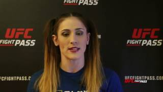 Invicta FC 21: <b>Megan Anderson</b> - Interview