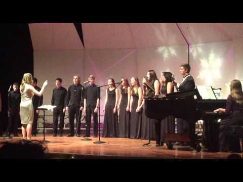 Cocoa and Carols 2015 Jazz Choir California Dreaming