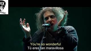 The Cure - Why Can't I Be You?  (live) (Subtítulos en español e inglés)