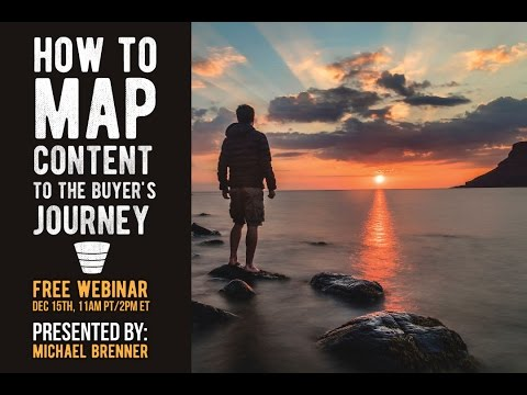 How To Map Content To The Buyer's Journey