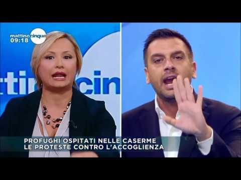Simone Furlan a Mattino 5