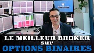 Quel est le meilleur broker sur les options binaires ?