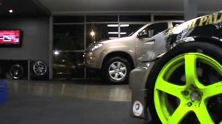 Adens 2JZ Altezza Drift Car Showroom Promo