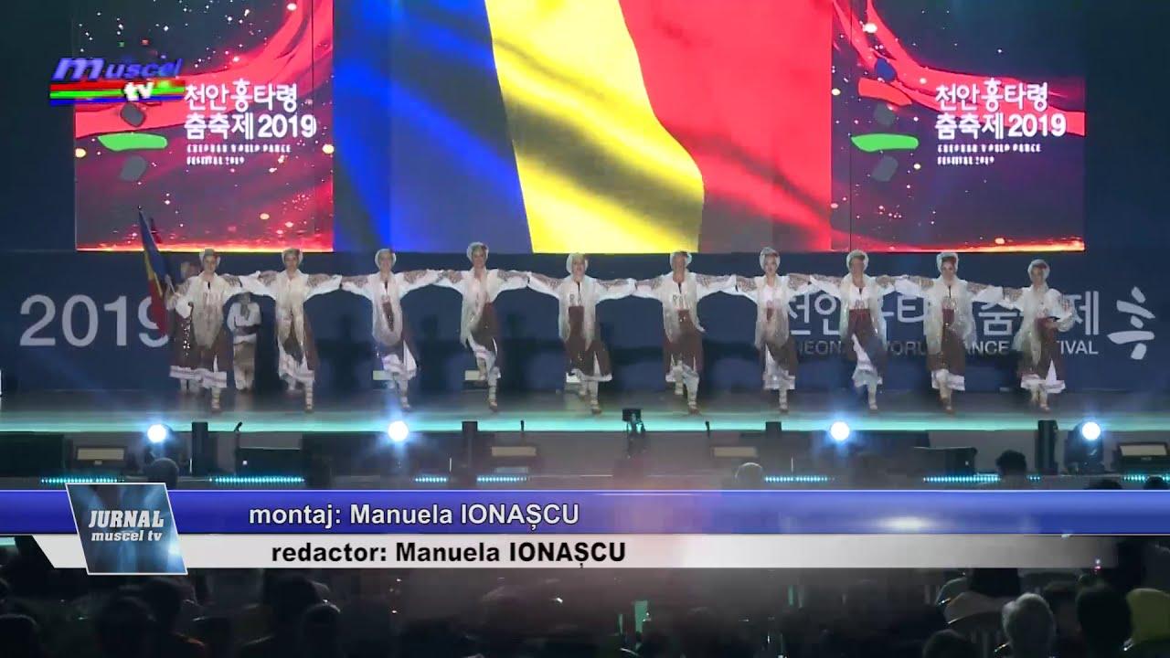 Jurnal MUSCEL TV 07 01 2021 Ansamblul DORUL, proiecte pentru 2021